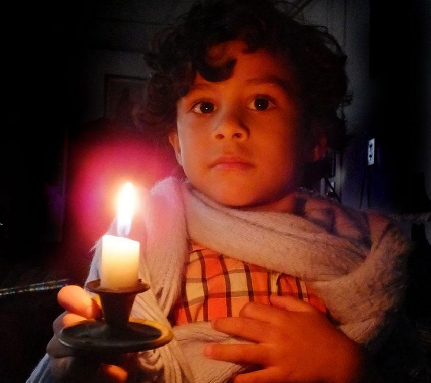 Una falla de energía, como cualquier otro contratiempo, puede abrir puertas y generar nuevas conciencias.