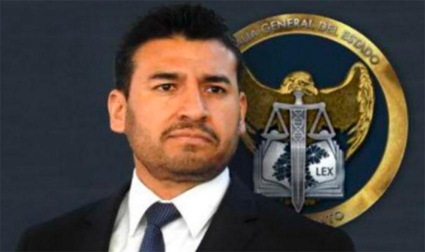 Guanajuato Attorney General Zamarripa is under investigation.
