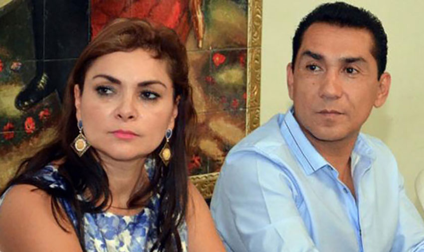 The former mayor of Iguala and his wife were arrested in connection with the case in 2015, and remain in jail awaiting the outcome of the case.