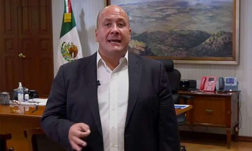 Governor Alfaro warns of total lockdown.