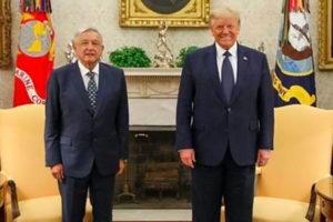 lopez obrador and donald trump