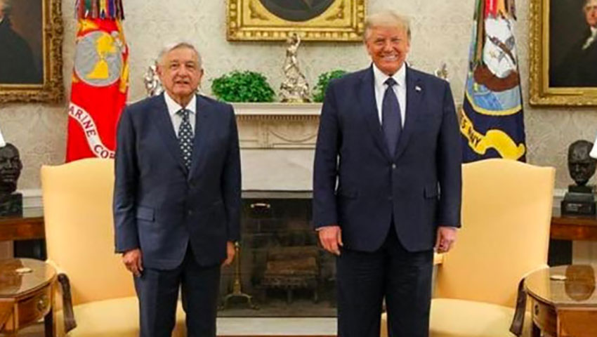 lopez obrador and donald trump