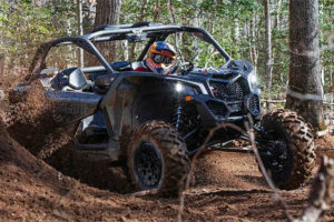 Bombardier will manufacture off-road vehicles at the new plant.
