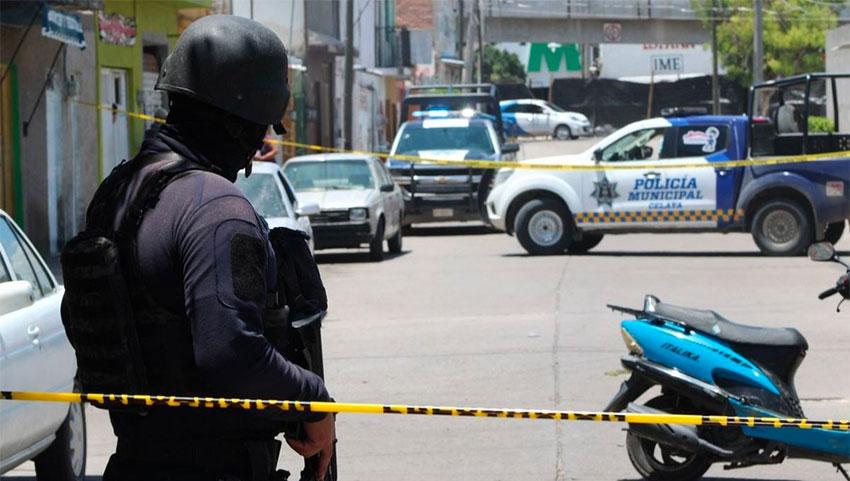 Celaya is one of five homicide hot spots in Guanajuato.