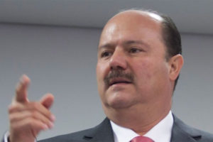 Duarte was arrested in Florida after fleeing Mexico three years ago.