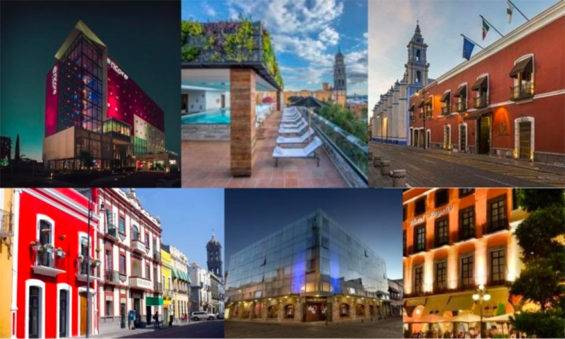 Some longstanding hotels in Puebla are on the verge of bankruptcy.