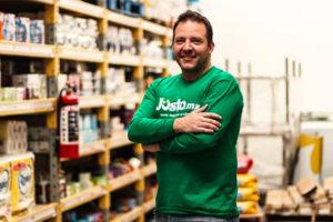 Ricardo Weder of Jüsto says e-commerce adoption is accelerating rapidly.