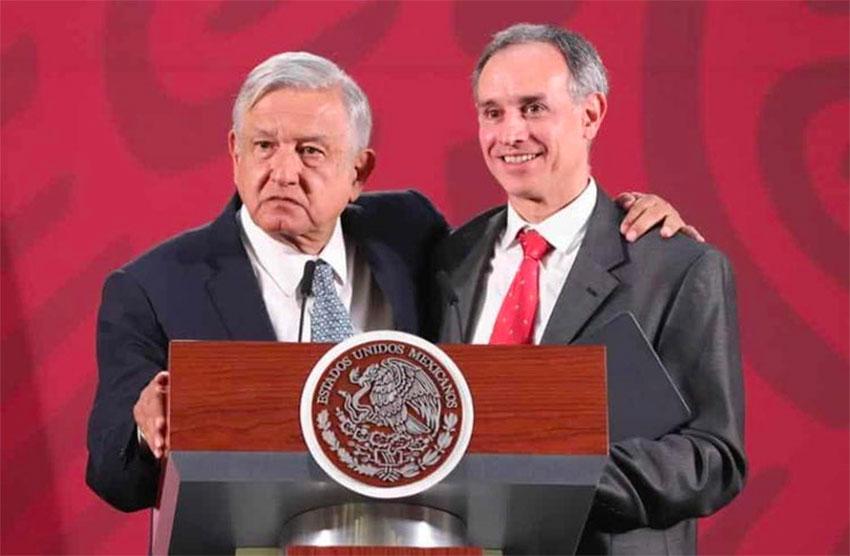 López Obrador and López-Gatell