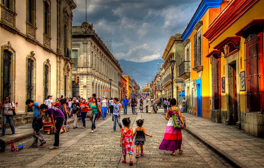 Oaxaca is No. 1 for Travel + Leisure readers.