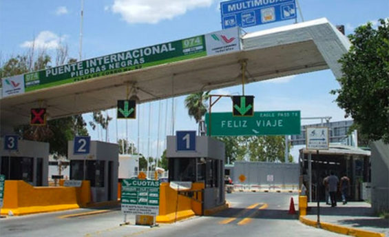 Border municipality of Piedras Negras led the country with 213 cases per 100,000 residents.