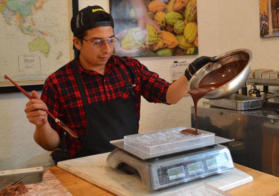 Chef Eduardo Yair of Alkymia Ethical Foods