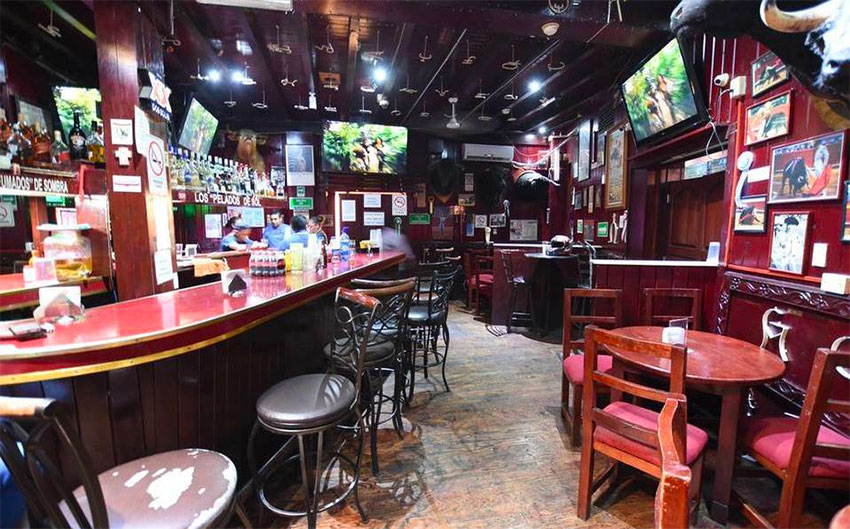 Bars will be allowed to reopen in Mexico City but they will be required to operate as restaurants and offer food service.