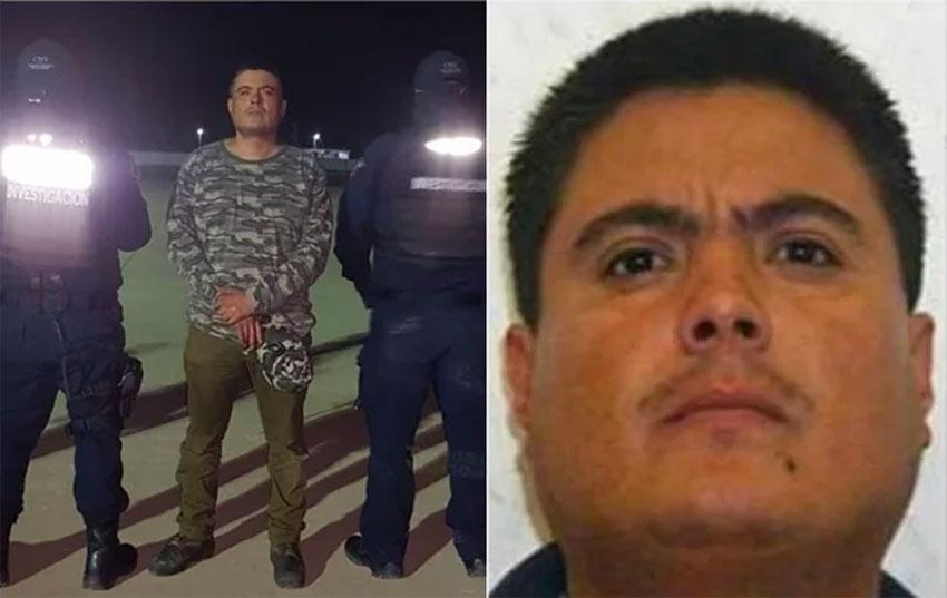 """El Carrete"" Mazarí was arrested last August."