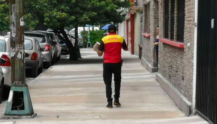 DHL has hired 1,000 new employees so far this year.