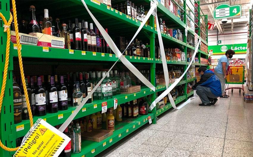 Yucatán will continue to ban booze sales.