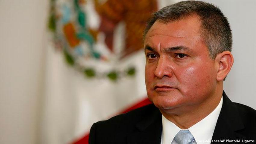 García Luna, new symbol of corruption.