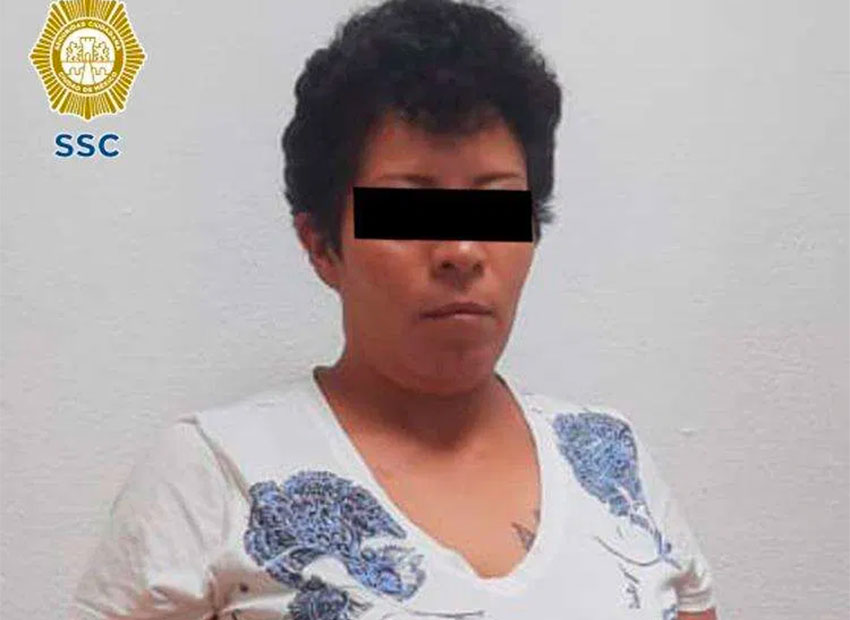 'Big Mama' is suspected link between criminal gang and corrupt police.