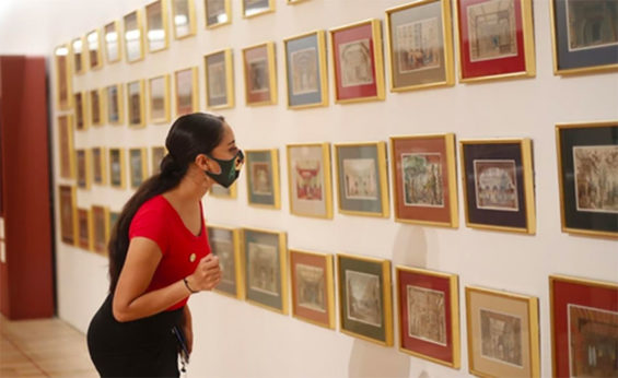 The easing of restrictions in Mexico City has resulted in the reopening of several museums.