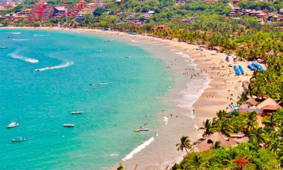 La Ropa beach.