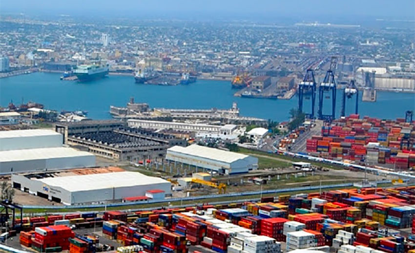 The port of Veracruz is managed by a state-owned company.