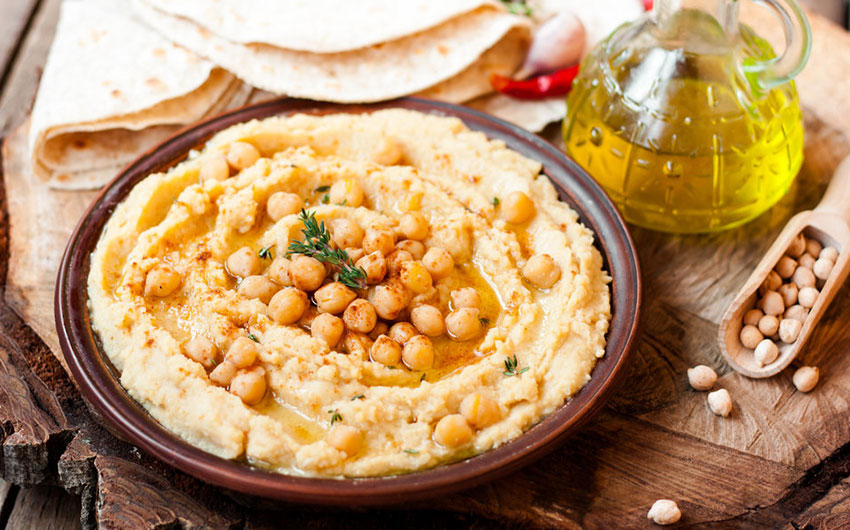Classic hummus is surprisingly easy to make.