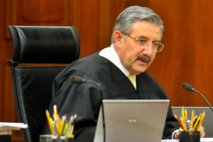 A vote could also violate the past presidents' right to the presumption of innocence, Justice Aguilar said.
