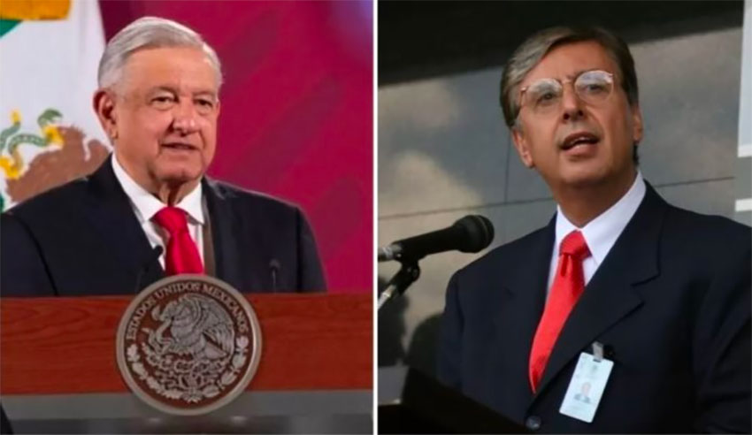 AMLO demands 'blind obedience;' ex-Indep chief gives reasons for leaving