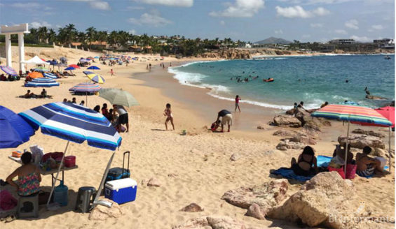 Reopening beaches and easing of other restrictions have contributed to the rise in numbers.
