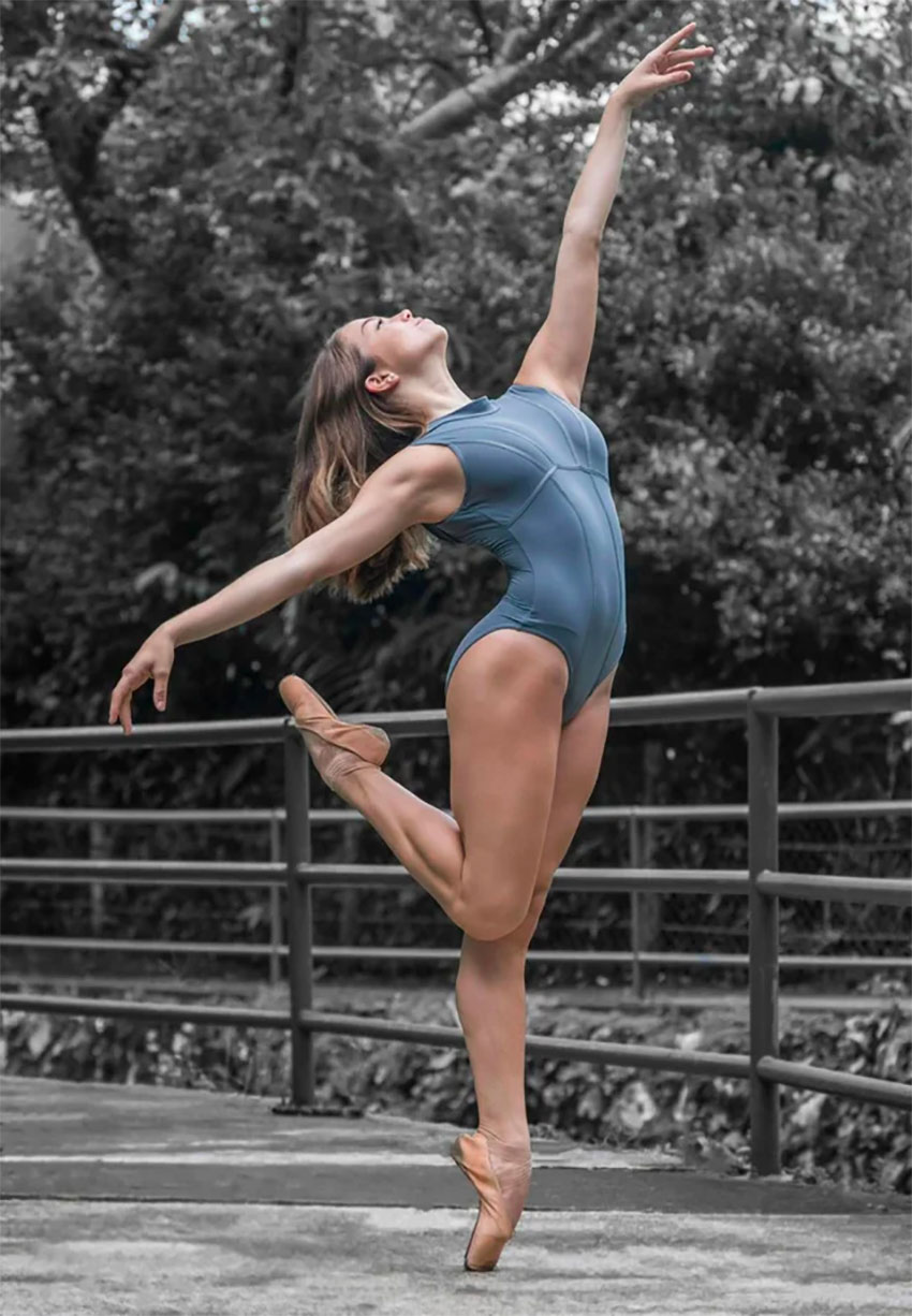 Bueno joined the English National Ballet in 2018.