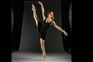 Ivana Bueno, winner of the Emerging Dancer Award.
