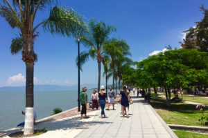 Many boomers cozy up to the idea of living overseas. Many have chosen Chapala.