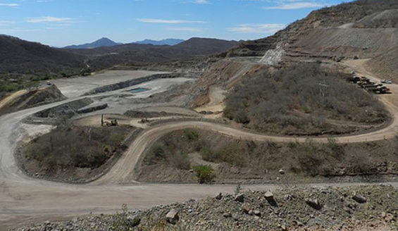 Thieves stole US $8.5 million worth of gold from the Gallo mine in Sonora in 2015.