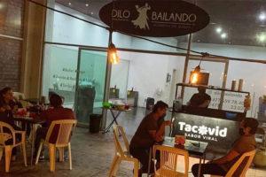 Tacovid, the new viral flavor in León, Guanajuato.