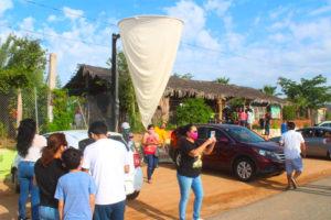 Restaurant says its talega is the world's biggest.