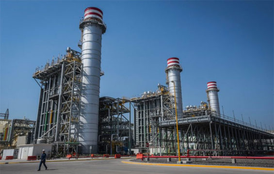 The nearly-finished plant in Huexca, Morelos.