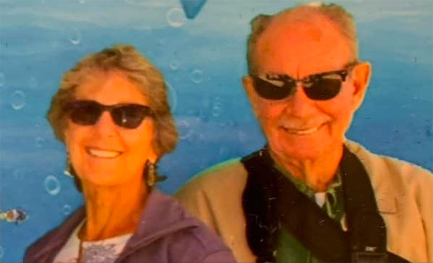 Foul play is suspected in the deaths of Ian Hirschsohn and Kathy Harvey.