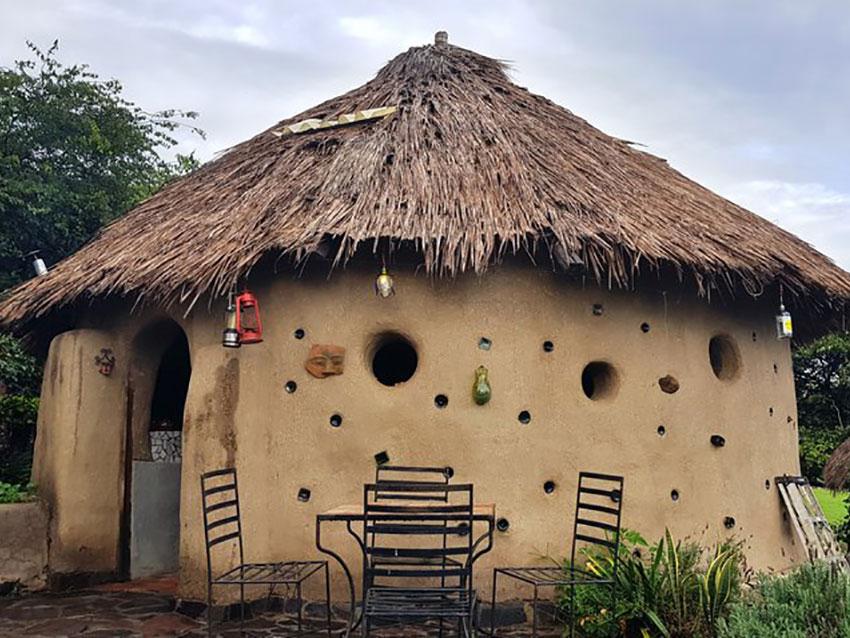 La cocina de Igloo Kokolo.
