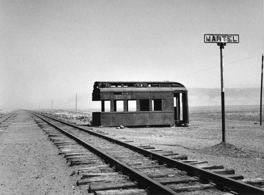 Estación Martell, 1988.