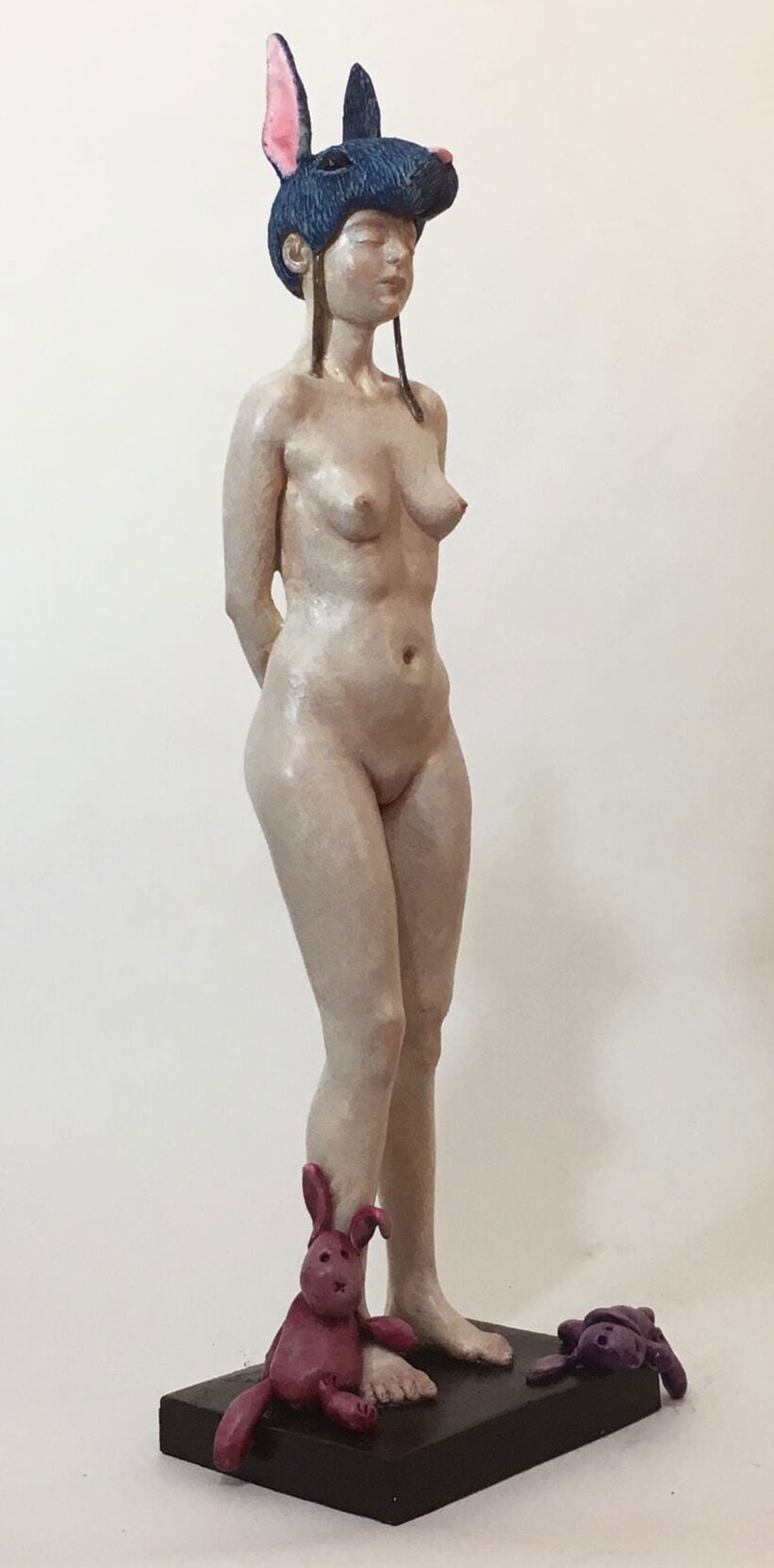 sculptor by francesca dalla