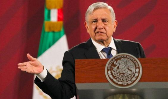President López Obrador.