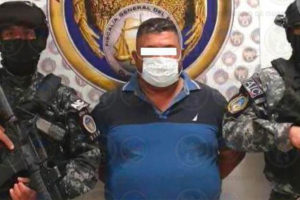 El Azul, arrested in Celaya.