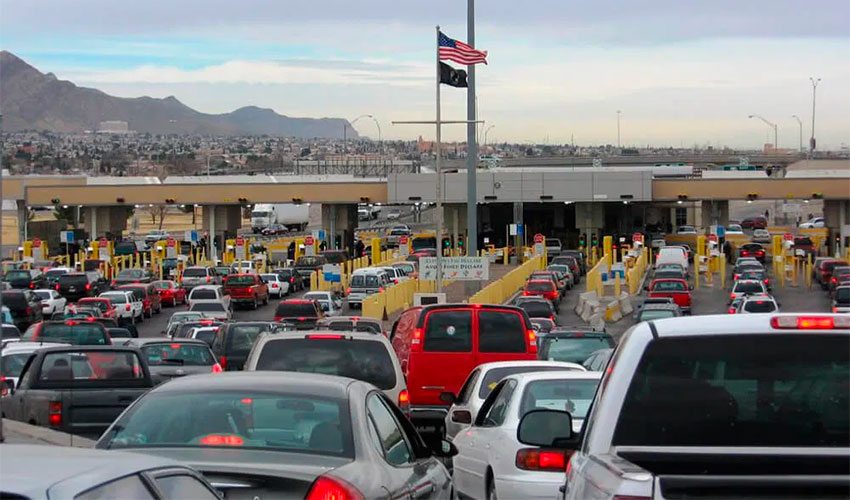 juarez border crossing