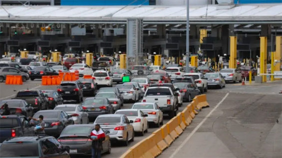 Restrictions on traveling to Mexico are not severe.