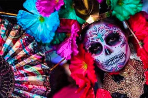 There will be Day of the Dead costumes this year.
