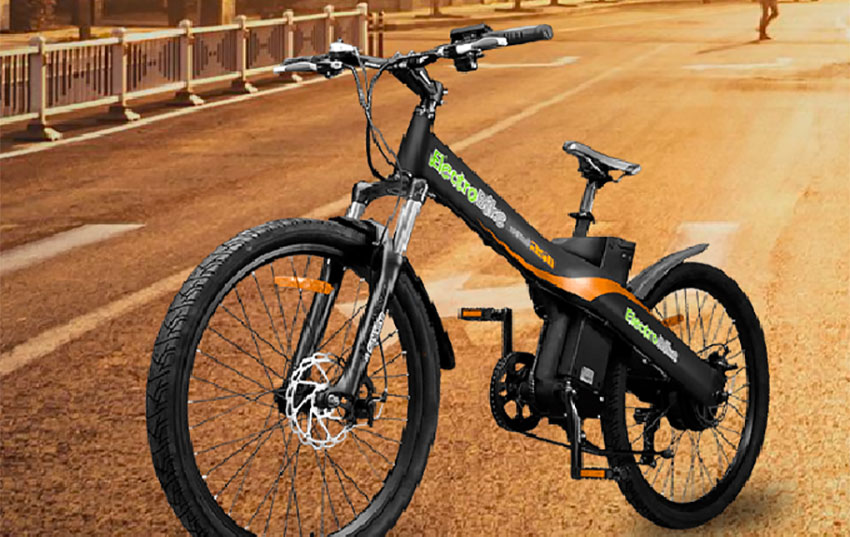 Electrobike is one of the manufacturers that have seen a spike in sales.