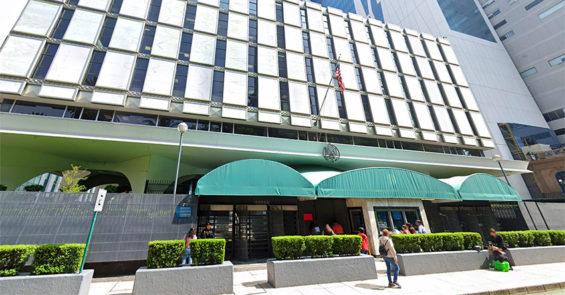 US Embassy Mexico City