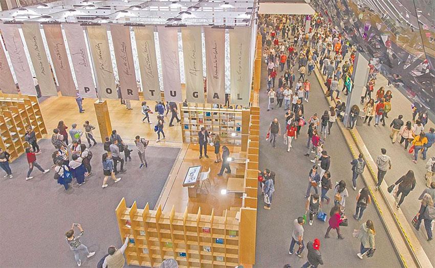 The Guadalajara International Book Fair will look a bit different this year.