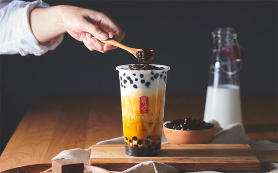 Gong Cha tea is expanding in Mexico.