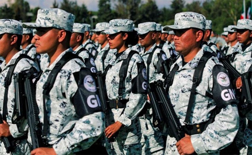 national guard members