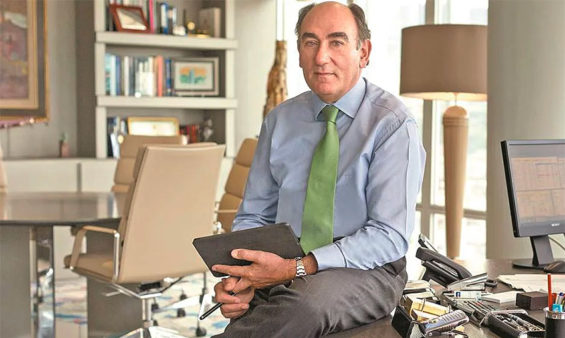 Iberdrola president Sánchez said future plans will depend on the government's response.